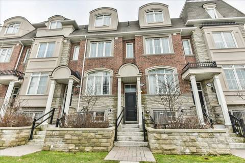 Townhouse for sale at 135 Finch Ave Toronto Ontario - MLS: C4444308