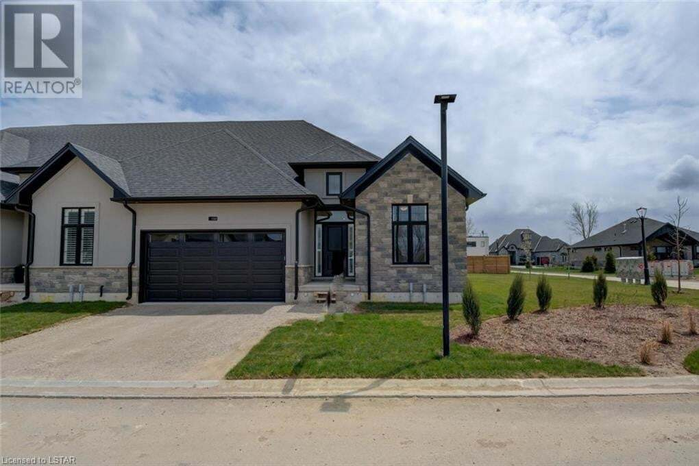 Home for sale at 9861 Glendon Dr Unit 136 Komoka Ontario - MLS: 261860