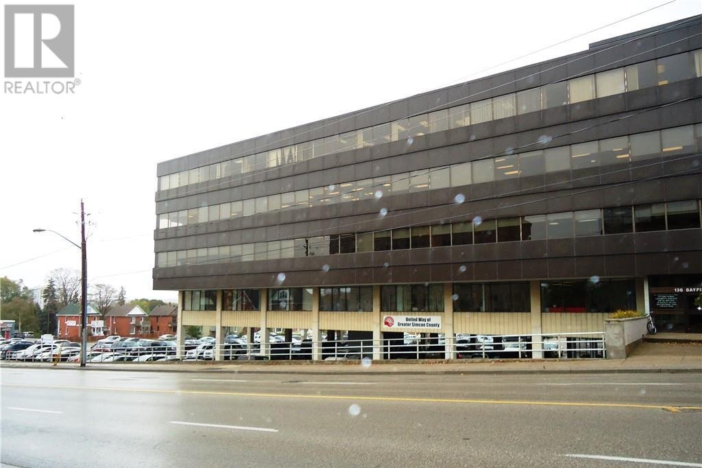 Commercial property for lease at 136 Bayfield St Barrie Ontario - MLS: 40043605