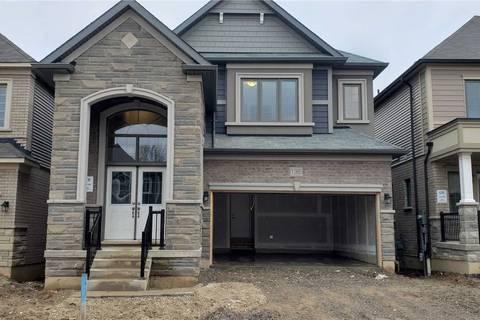 House for rent at 136 Bilanski Farm Rd Brantford Ontario - MLS: X4676055