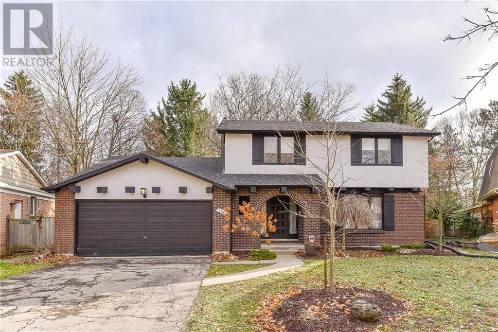 House for sale at 136 Briarcliffe Cres Waterloo Ontario - MLS: 30779837