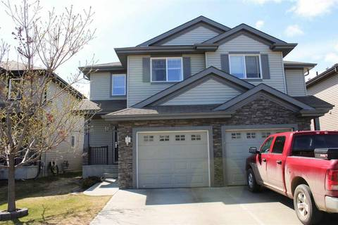Townhouse for sale at 136 Calvert Wd Fort Saskatchewan Alberta - MLS: E4155720