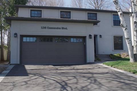 House for sale at 136 Cassandra Blvd Toronto Ontario - MLS: C4570879