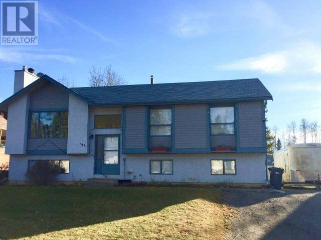 House for sale at 136 Chamberlain Cres Tumbler Ridge British Columbia - MLS: 174914
