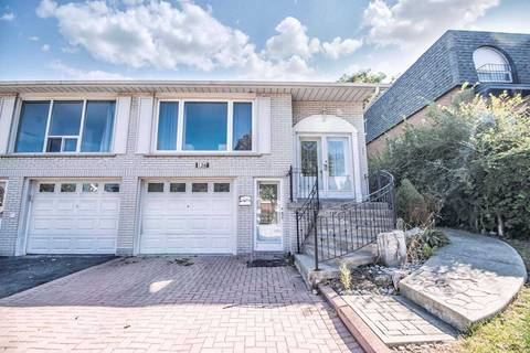 Townhouse for sale at 136 Chipwood Cres Toronto Ontario - MLS: C4606135