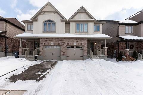 Townhouse for sale at 136 Couling Cres Guelph Ontario - MLS: X4380837