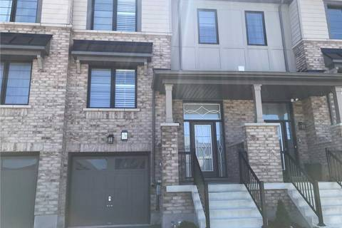 Townhouse for sale at 136 Crafter Cres Hamilton Ontario - MLS: X4441350
