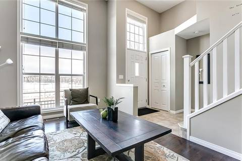 Townhouse for sale at 136 Cranarch Rd Southeast Calgary Alberta - MLS: C4283124
