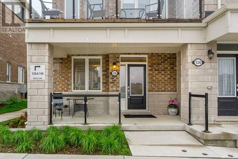 Townhouse for sale at 136 Daylily Ln Kitchener Ontario - MLS: 30745779
