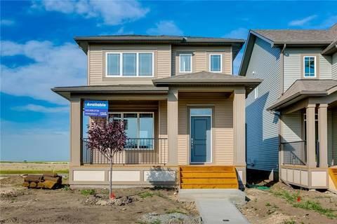 House for sale at 136 Ellen Rd Crossfield Alberta - MLS: C4264909