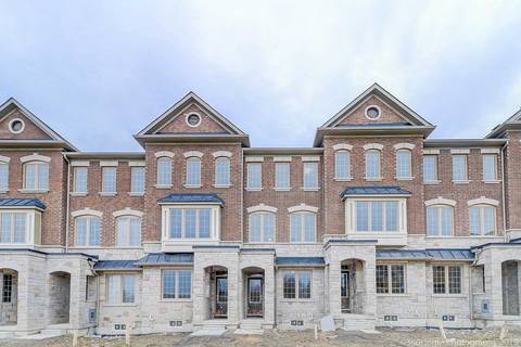 Townhouse for sale at 136 Frederick Wilson Ave Markham Ontario - MLS: N4391243