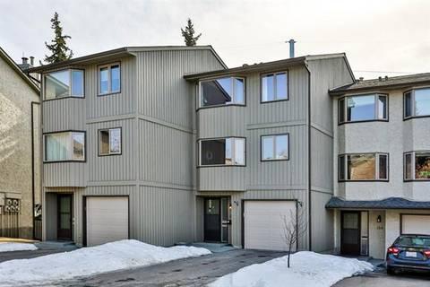Townhouse for sale at 136 Glamis Te Southwest Calgary Alberta - MLS: C4289647