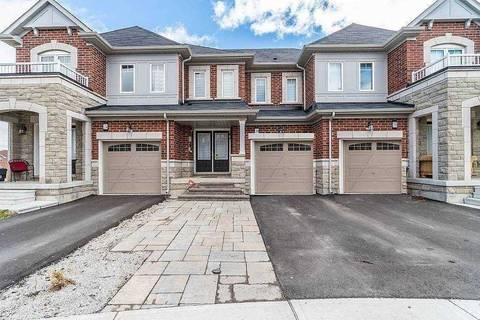 Townhouse for sale at 136 Golden Springs Dr Brampton Ontario - MLS: W4639756