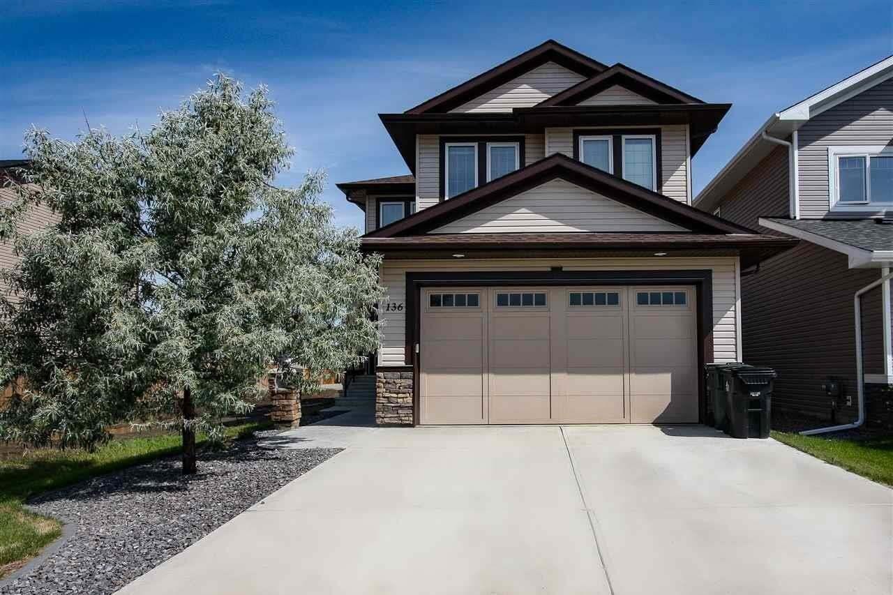 House for sale at 136 Henderson Li Spruce Grove Alberta - MLS: E4208081