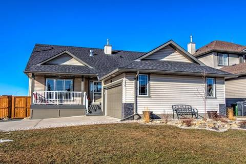 House for sale at 136 Hillview Rd Strathmore Alberta - MLS: C4229082