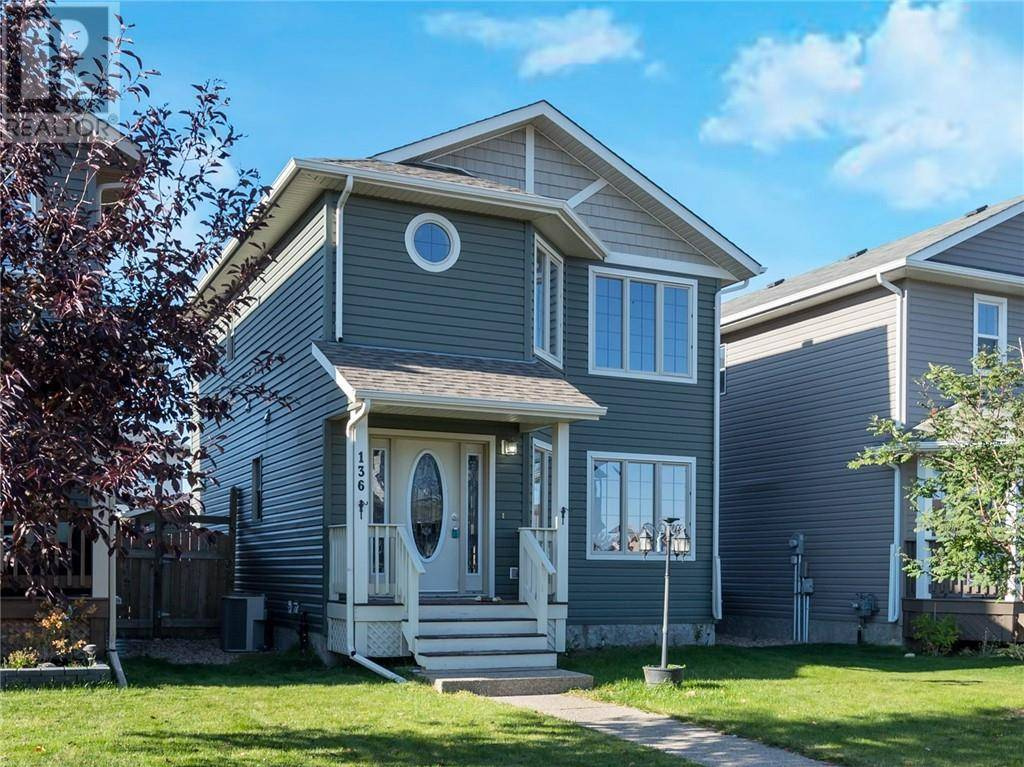 House for sale at 136 Huckleberry St Fort Mcmurray Alberta - MLS: fm0180357