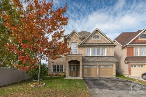 House for sale at 136 Ingersoll Cres Ottawa Ontario - MLS: 1215875