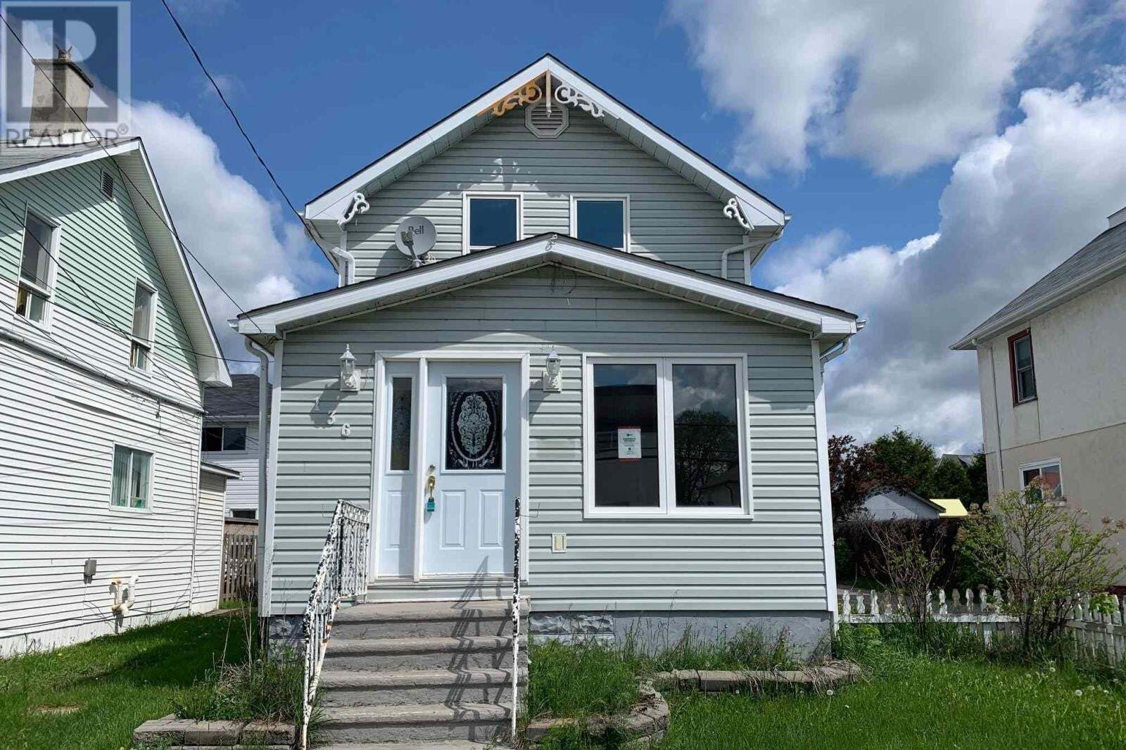 House for sale at 136 Kirby Ave Timmins Ontario - MLS: TM200478