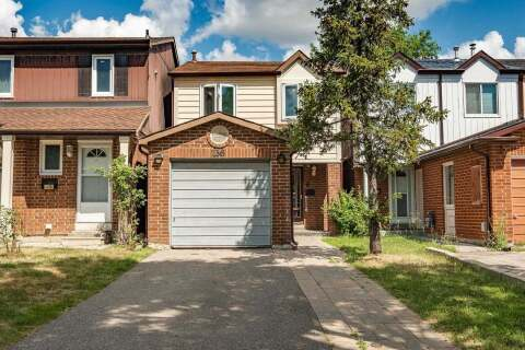 House for sale at 136 L'amoreaux Dr Toronto Ontario - MLS: E4891704