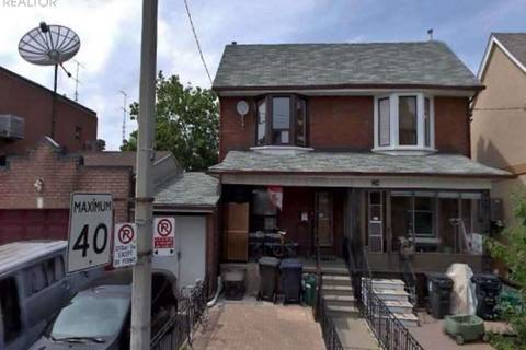 Townhouse for sale at 136 Paton Rd Toronto Ontario - MLS: W4459278