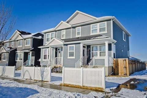Townhouse for sale at 136 Redstone Ave Northeast Calgary Alberta - MLS: C4288731