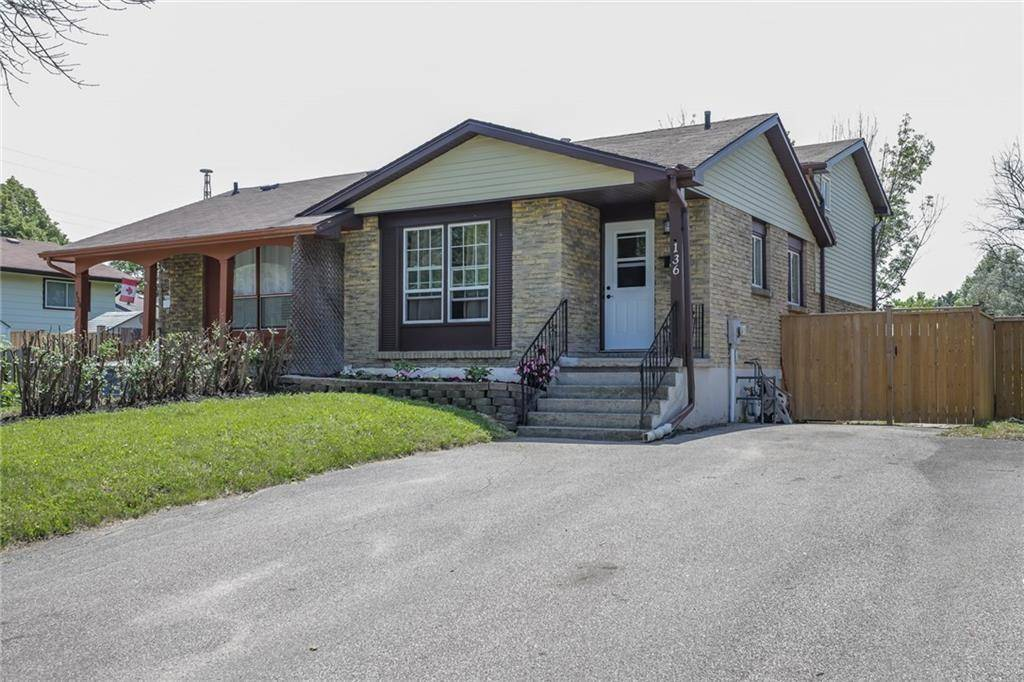 House for sale at 136 Rockwood Ave St. Catharines Ontario - MLS: 30758413