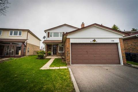House for sale at 136 Rooksnest Tr Toronto Ontario - MLS: E4432241