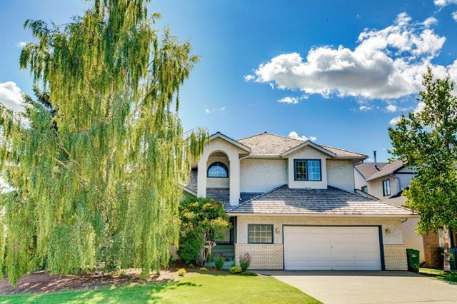 House For Sale At 136 Scandia Hills Northwest Calgary Alberta