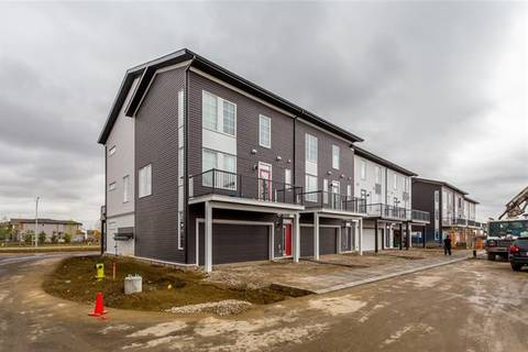 Townhouse for sale at 136 Walgrove Common Southeast Calgary Alberta - MLS: C4248110