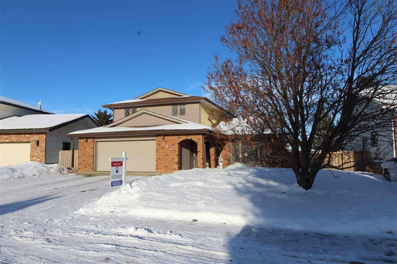 House for sale at 136 Willow Dr Wetaskiwin Alberta - MLS: E4185677