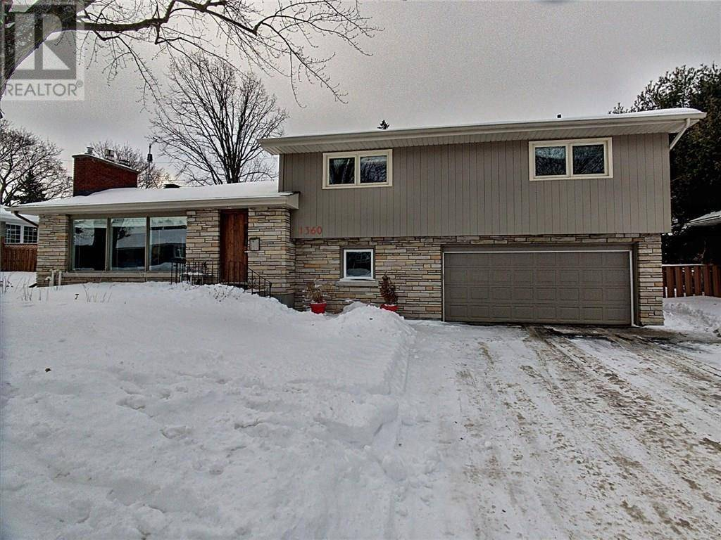 House for sale at 1360 Dowler Ave Ottawa Ontario - MLS: 1180063