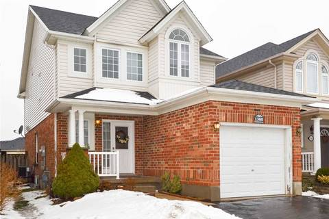 House for sale at 1360 Pleasantview Dr London Ontario - MLS: X4725494