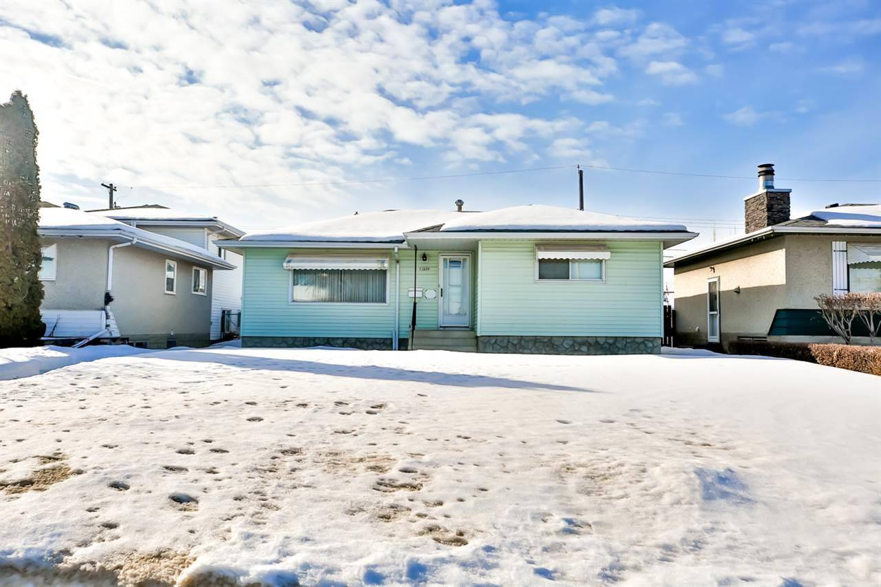 House for sale at 13604 111 St Nw Edmonton Alberta - MLS: E4189314