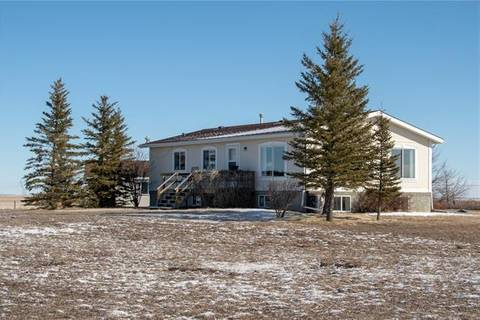 House for sale at 136060 658 Ave East Rural Foothills County Alberta - MLS: C4291054