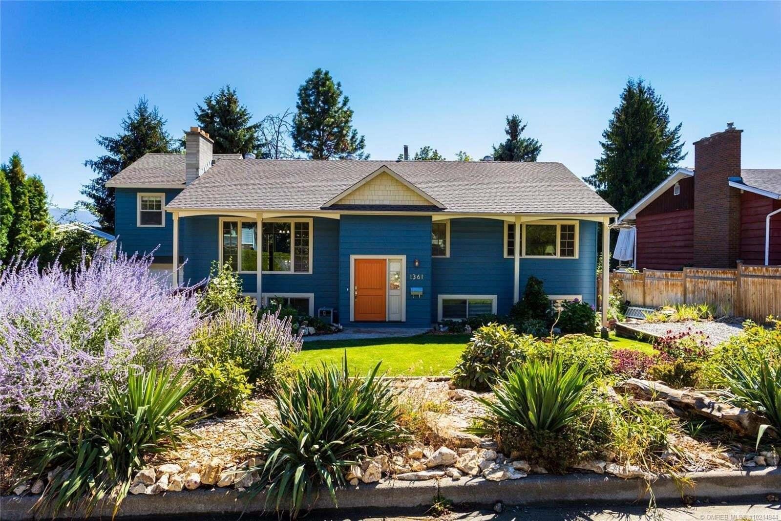 House for sale at 1361 Monterey Cres Kelowna British Columbia - MLS: 10214944