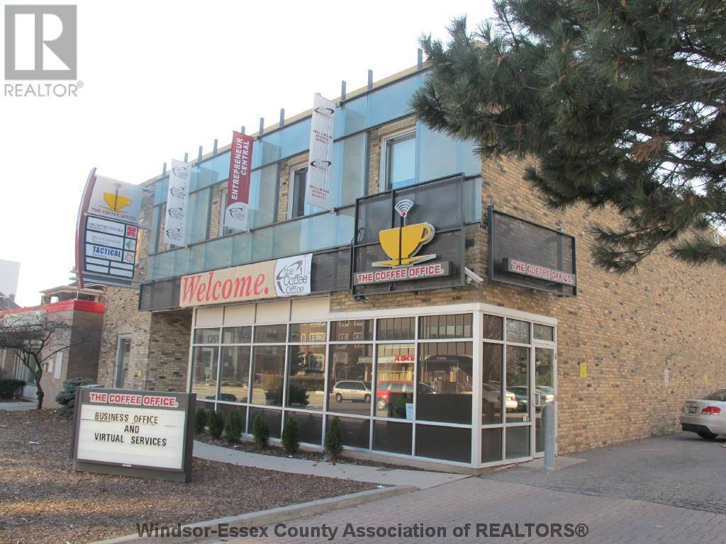 Commercial property for lease at 1361 Ouellette  Windsor Ontario - MLS: 1507785