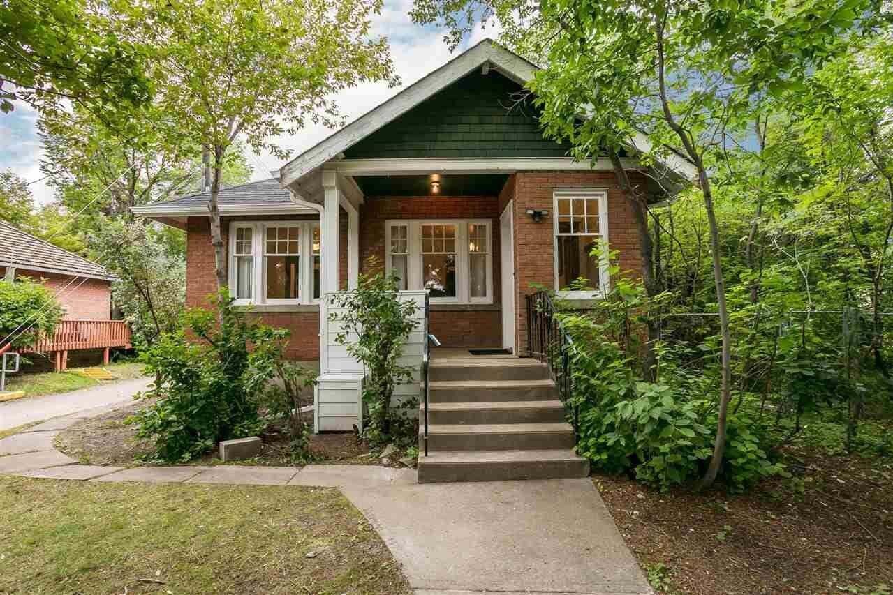 House for sale at 13612 103 Av NW Edmonton Alberta - MLS: E4207276
