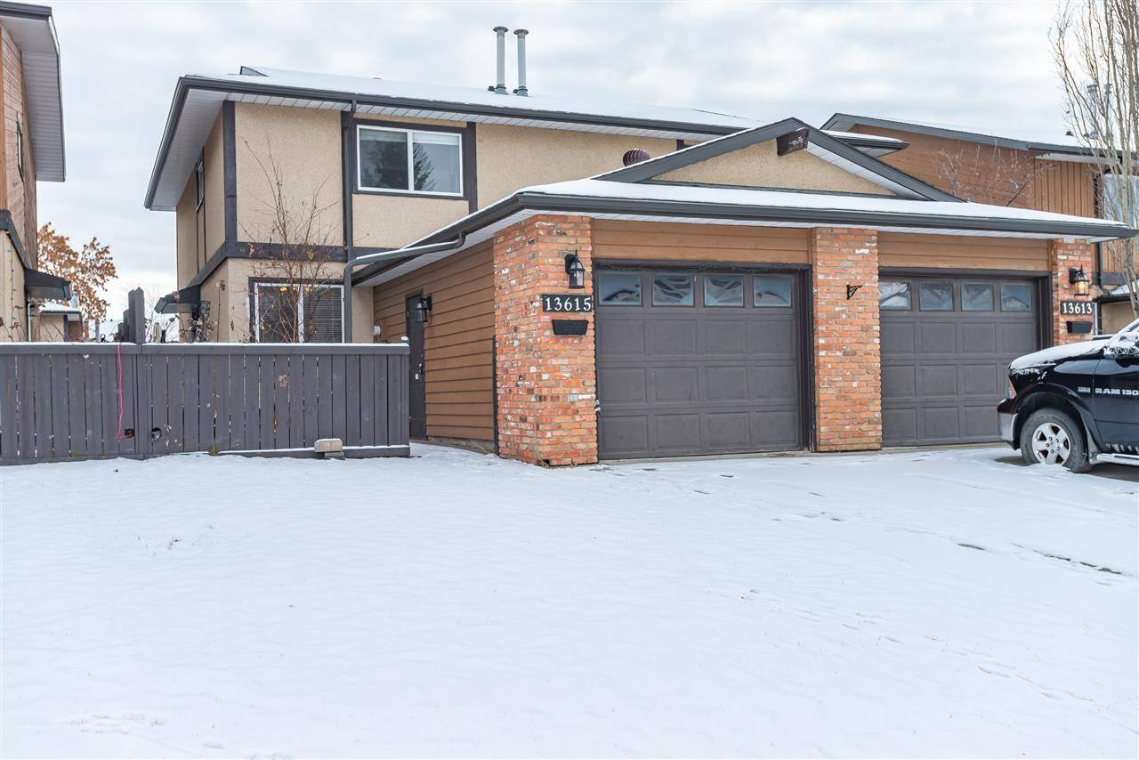 Townhouse for sale at 13615 28 St Nw Edmonton Alberta - MLS: E4180989