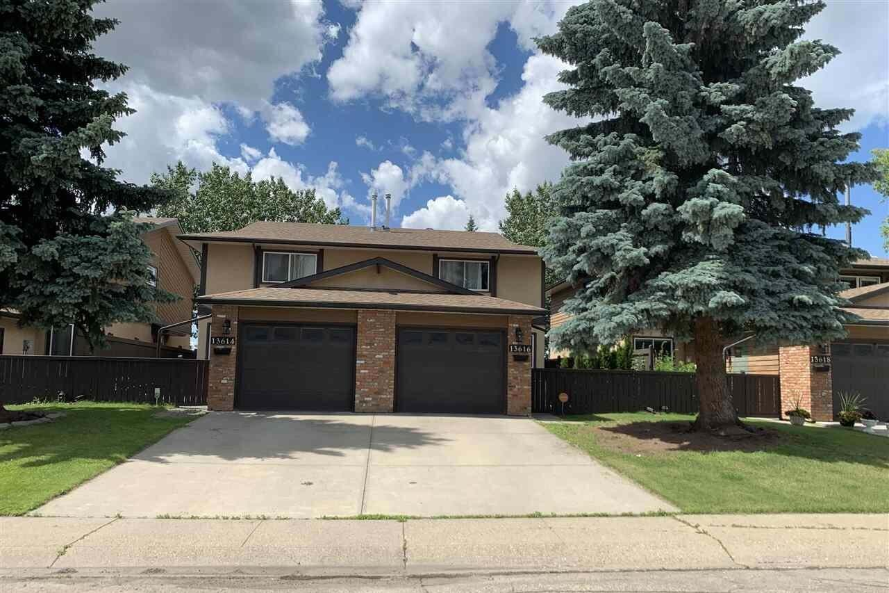 Townhouse for sale at 13616 28 St NW Edmonton Alberta - MLS: E4204914