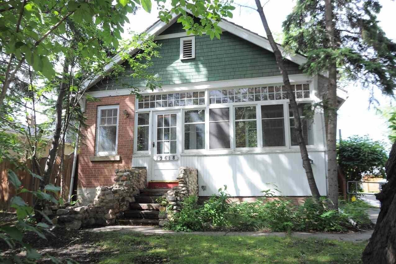 House for sale at 13618 103 Av NW Edmonton Alberta - MLS: E4203929