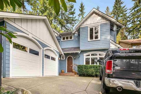 House for sale at 1362 Sunnyside Dr North Vancouver British Columbia - MLS: R2434365