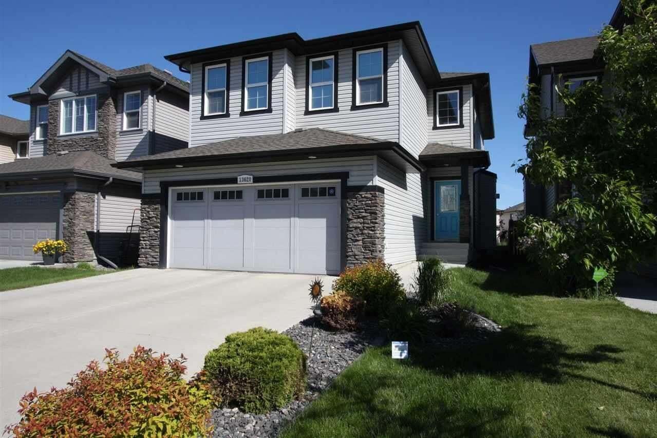 House for sale at 13620 165 Av NW Edmonton Alberta - MLS: E4200969
