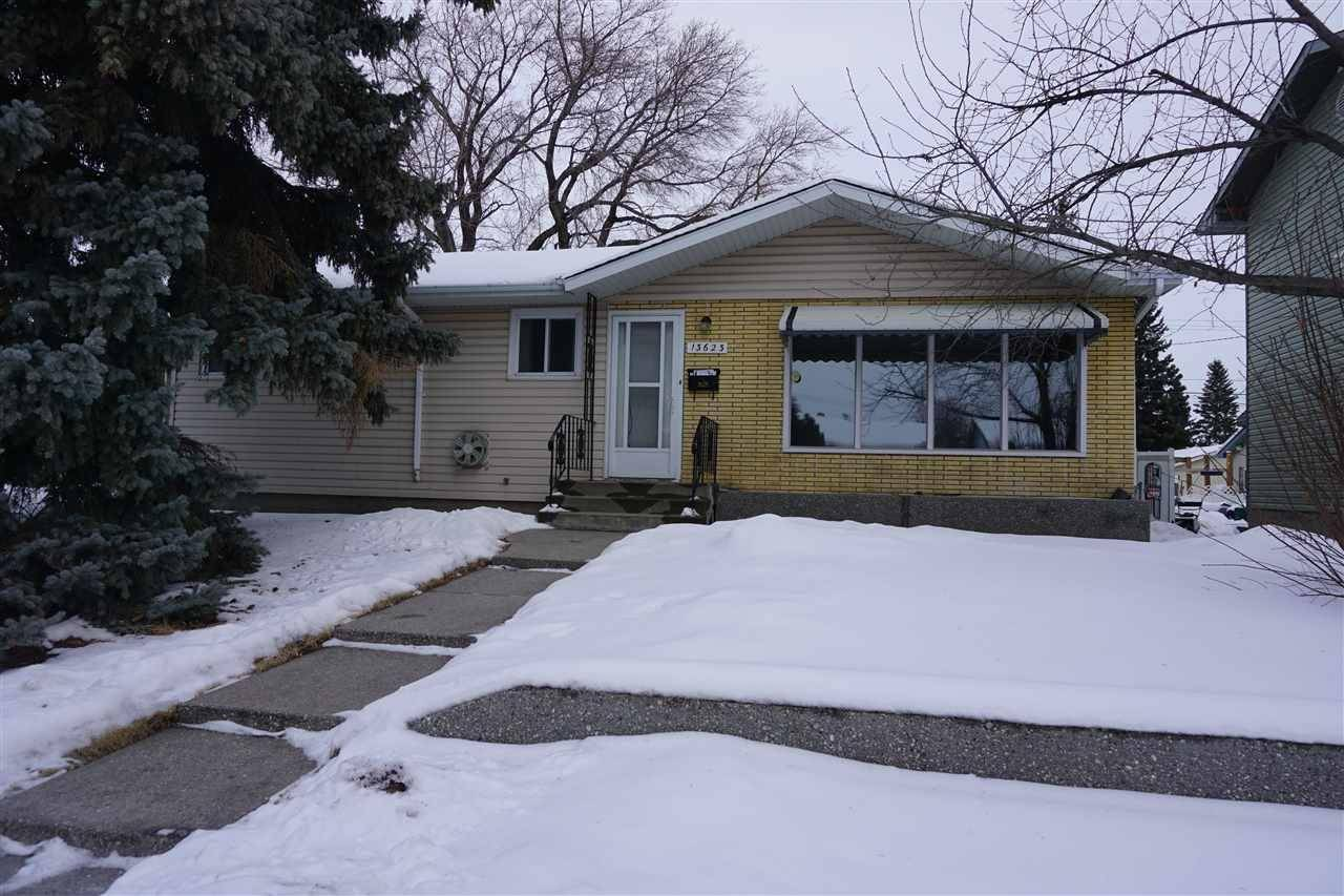House for sale at 13623 137 St Nw Edmonton Alberta - MLS: E4187960