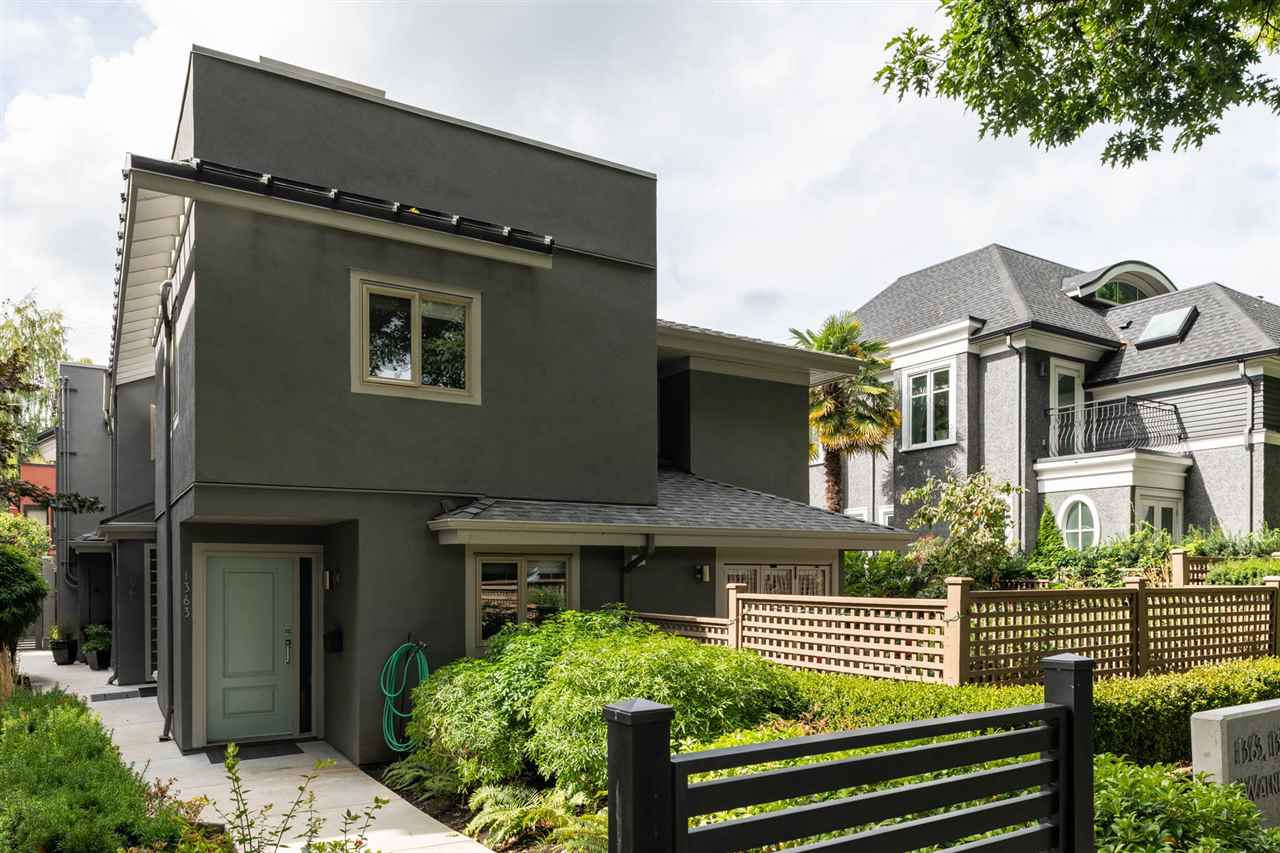 Sold: 1363 Walnut Street, Vancouver, BC