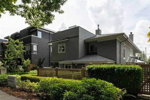 Townhouse for sale at 1363 Walnut St Vancouver British Columbia - MLS: R2360268