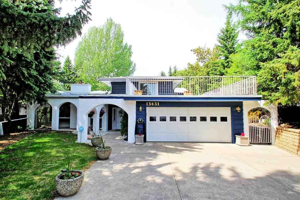 House for sale at 13631 Buena Vista Rd NW Edmonton Alberta - MLS: E4197934