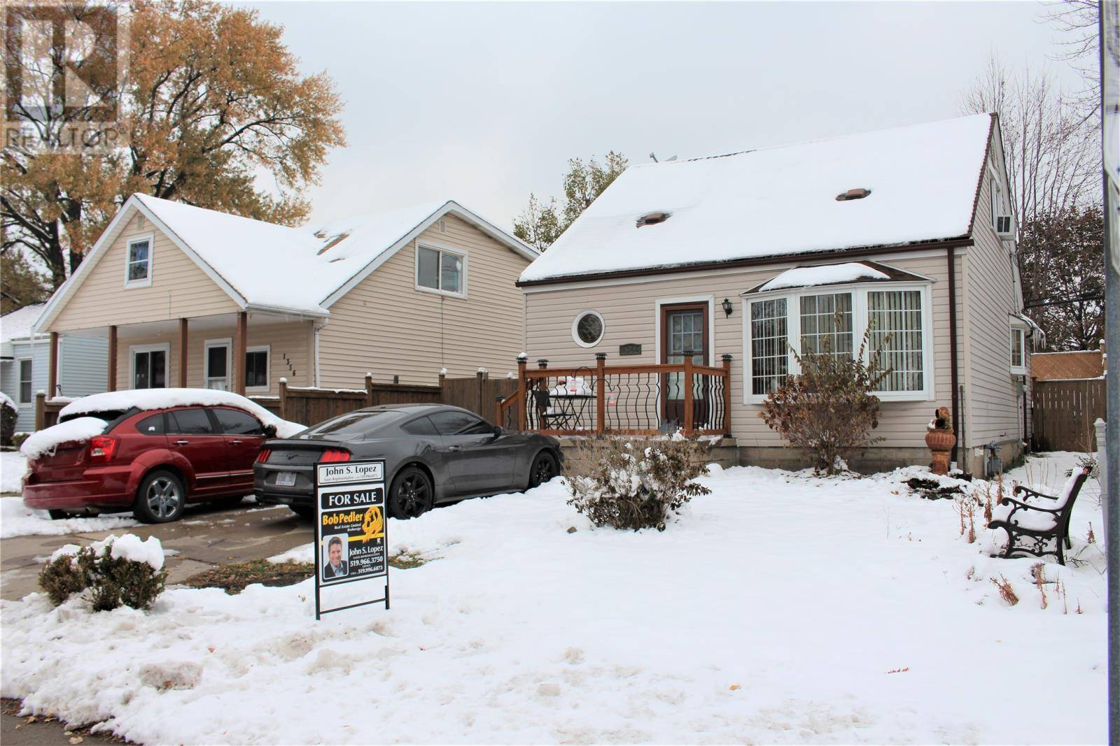 House for sale at 1364 Prince  Windsor Ontario - MLS: 19028395