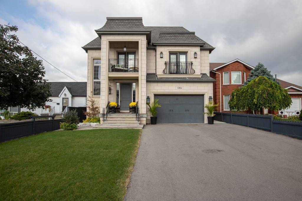 Townhouse for sale at 1364 Upper Wellington St Hamilton Ontario - MLS: H4064840