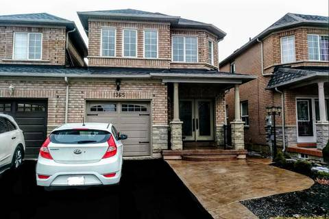 Townhouse for sale at 1365 Clarence St Vaughan Ontario - MLS: N4379577