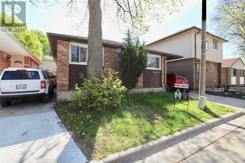 House for sale at 1366 Bayswater Cres Windsor Ontario - MLS: 19018212